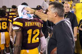 asu football graham players talk opening night win u2013 cronkite sports