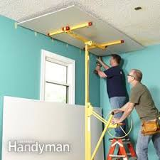 Cost Of Popcorn Ceiling Removal by Why Remove Popcorn Ceiling When You Can Cover It With Drywall