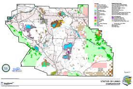 Land Ownership Map Multiple Species Habitat Conservation Plan Mshcp Volume 4