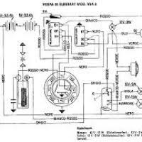 vespa ciao wiring diagram wiring diagram and schematics
