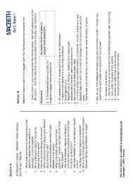 ks4 macbeth act 2 teachit english