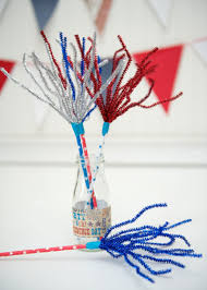 pipe cleaner sparklers holidays are for the kids pinterest