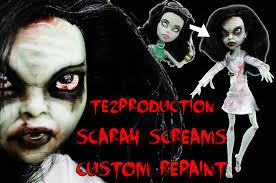 Halloween Monster High Dolls by