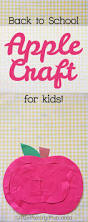 little family fun layered apple craft for kids