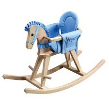 Kid Rocking Chair Amazon Com Teamson Kids Safari Wooden Rocking Horse With