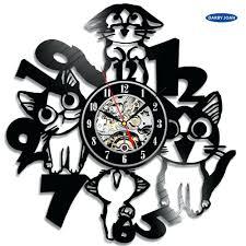 articles with dog breed wall clocks tag dog wall clock