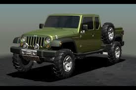 jeep honcho stepside jeep ceo says pickup model a possibility for 2015