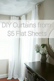 how to make back tab window panels from a flat sheet fearfully