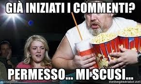Bearded Guy Meme - gi罌 iniziati i commenti permesso mi scusi popcorn bearded