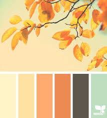 fall color pallette autumn colour scheme wedding ideas
