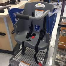 siège bébé caddie quand allait faire les courses avec sa fille handicapée cette