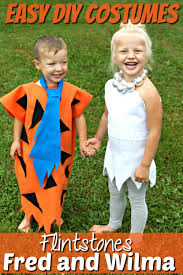 flintstones costumes easy diy flintstones costumes fred and wilma costume
