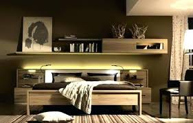 headboard with built in bedside tables built in headboard build headboard with lights kitlab co