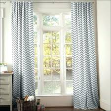 White And Grey Curtains Gray And Brown Curtains Chevron Living Room Curtain Size Of