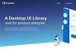 Desk Top Design Element A Desktop Component Ui Library Freebiesbug