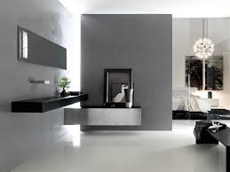 amazing modern italian bathroom design with nice bench and wall
