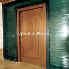main doors single front door designs door design simple exterior teak wooden
