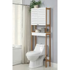 Wicker Space Saver Bathroom by Over The Toilet Storage On Sale Bellacor