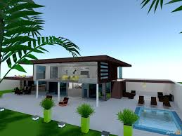 house planner large modern house house ideas planner 5d