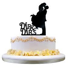 mr mrs cake topper wedding party mr mrs groom cake topper anniversary favours