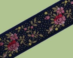floral ribbon floral vintage ribbon collection