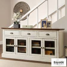 bayside furnishings accent cabinet bayside furnishings 72 accent console costco uk
