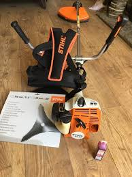 stihl fs strimmer brush cutter very brighton posot class