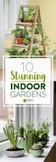 10 diy indoor herb garden ideas and planters throughout gardening