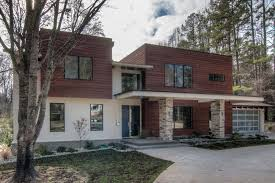 Home Design Denver Modern Stucco Homes With Big Yard Also In Contemporary Style
