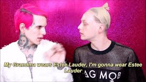 makeup duh jeffree laganja estranja jeffree star get ready video nod