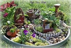 Diy Craft Projects For The Yard And Garden - how to make a fairy garden diy projects craft ideas u0026 how to u0027s for