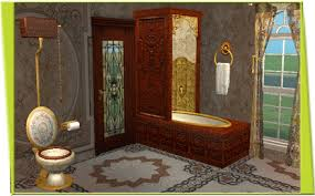 Victorian Bathroom Door Vitasims