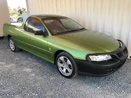 2003 vy commodore s ute get that car loan