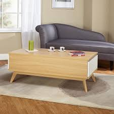 Two Drawer Coffee Table Simple Living Selena Two Drawer Coffee Table Free Shipping Today