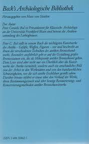 bibliotheken uni frankfurt antike bronzetechnik kunst und handwerk antiker erzbildner