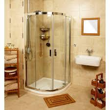 roman embrace twin door quadrant shower enclosure uk bathrooms