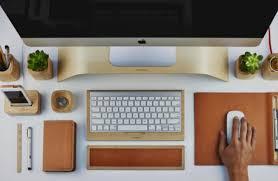 desktop table design office design office desk top design office desk top view