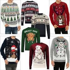 3d sweater threadbare adults designer led light up 3d jumpers