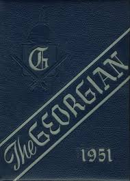 st yearbook explore 1951 st george high school yearbook evanston il classmates