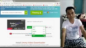 cara download mp3 dari youtube di pc cara download video youtube di pc tanpa software youtube