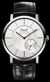 piaget automatic piaget altiplano automatic 43mm ultra thin 天涯博客 有见识的