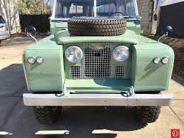 1961 Land Rover Series Ii 88 Lhd For Sale