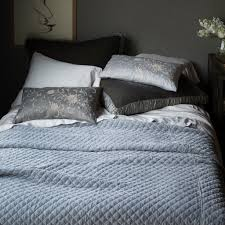 Midnight Colors For Your Bedroom Purple Charcoal Linen Bedding Bella Notte Linens Luxury Bedding Collections