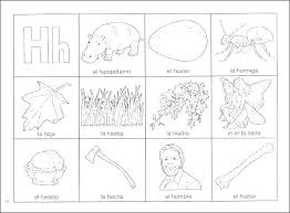 alphabet coloring pages in spanish spanish coloring pages medium size of coloring pages with wallpapers
