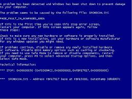 ज ज व ष how to fix blue screen of death in windows 7