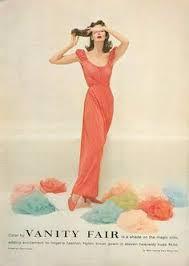 Vanity Fair Nightwear Vanity Fair 1953 Awa Vanity Fair 1953 Award Winning Lingerie Ad By