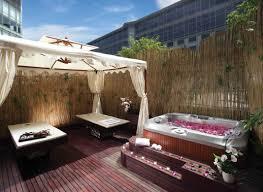 romantic outdoor spa design ideas pictures loversiq