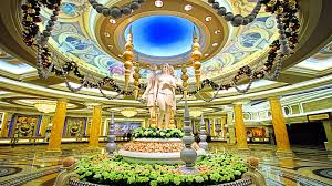 Palace Interior Caesars Palace Interior Decoration Decorative Sculptures Mosaics