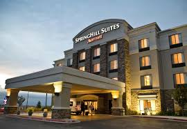 front desk clerk bartender at springhill suites denver airport