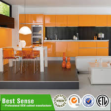 Knockdown Kitchen Cabinets China Knock Down Simple Style Structure Modern Design Metal